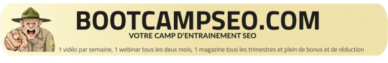 BootCampSEO - Laurent Bourrelly