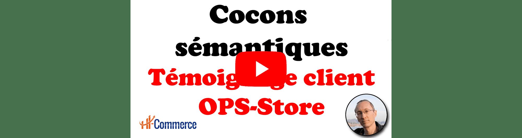 Témoignage client - OPS-Store
